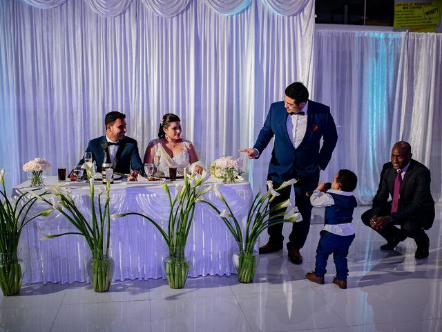 Marlene and Vijay's Wedding in Belize City, Belize 156