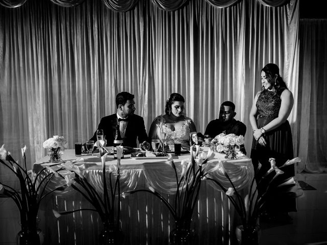 Marlene and Vijay's Wedding in Belize City, Belize 159