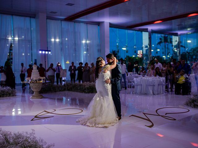 Marlene and Vijay's Wedding in Belize City, Belize 164
