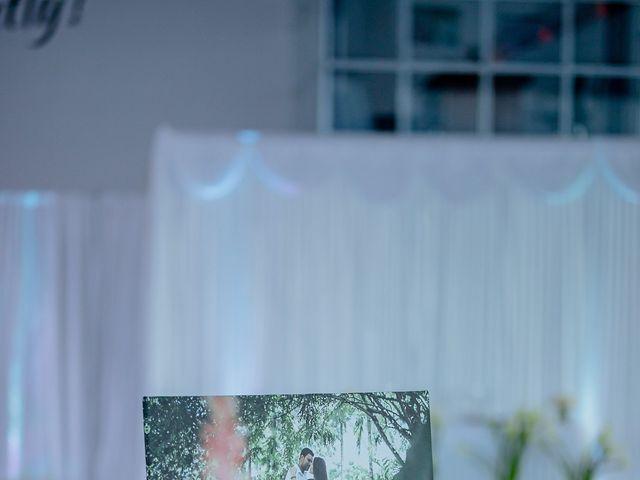 Marlene and Vijay's Wedding in Belize City, Belize 168