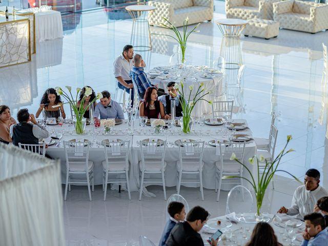 Marlene and Vijay's Wedding in Belize City, Belize 172