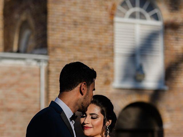 Marlene and Vijay's Wedding in Belize City, Belize 186