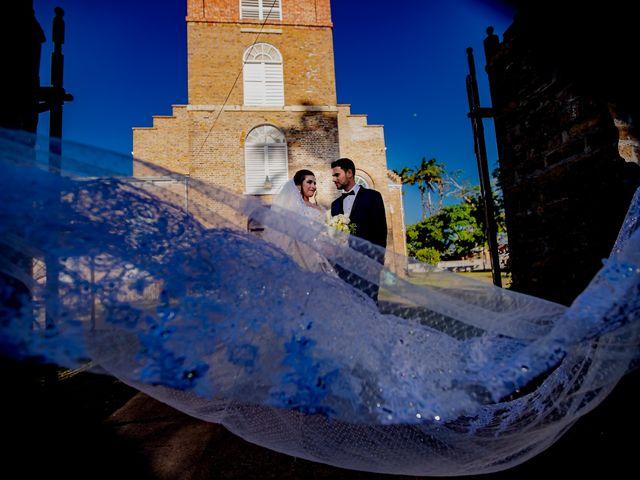 Marlene and Vijay's Wedding in Belize City, Belize 193