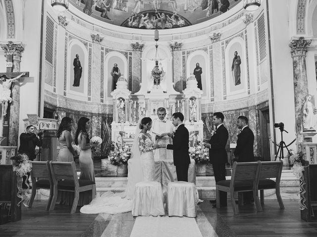 Stefania and Matteo's Wedding in Bronx, New York 7