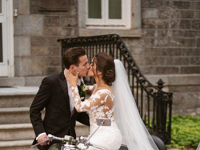 Stefania and Matteo's Wedding in Bronx, New York 9