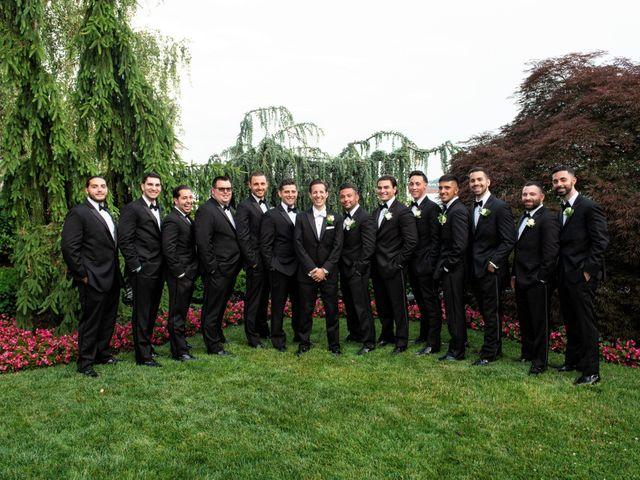 Stefania and Matteo's Wedding in Bronx, New York 10