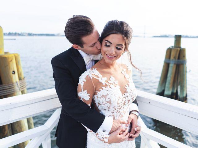 Stefania and Matteo's Wedding in Bronx, New York 14