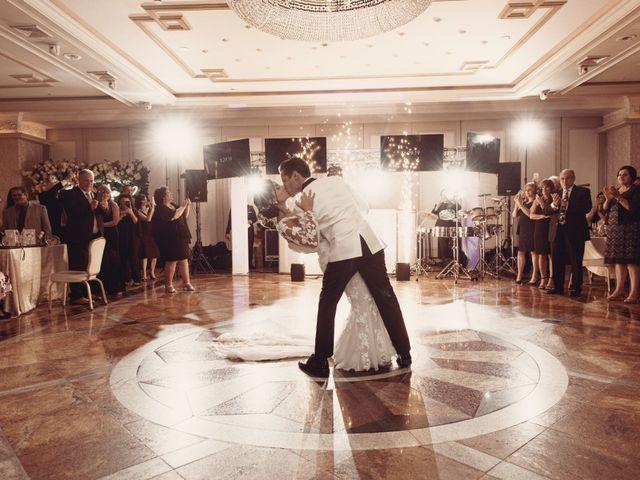 Stefania and Matteo's Wedding in Bronx, New York 1