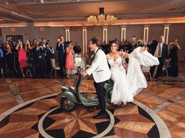 Stefania and Matteo's Wedding in Bronx, New York 19