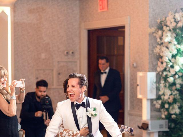 Stefania and Matteo's Wedding in Bronx, New York 20
