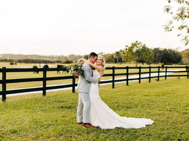 The wedding of Paige and Tyler
