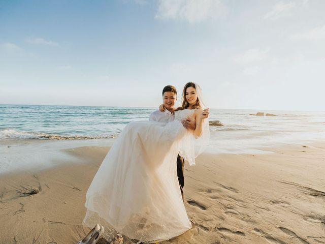 LUCY and LINH's Wedding in Laguna Beach, California 1