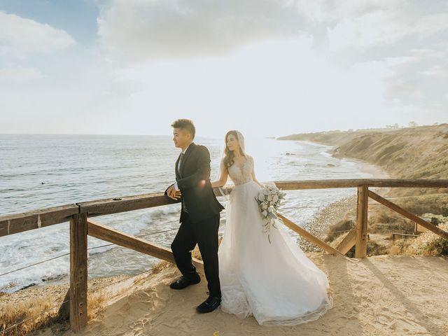 LUCY and LINH's Wedding in Laguna Beach, California 4