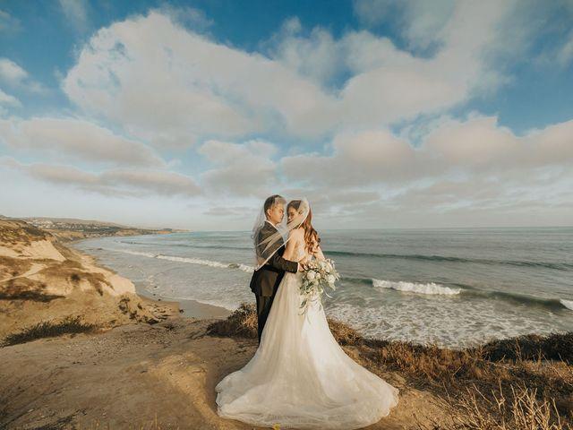 LUCY and LINH's Wedding in Laguna Beach, California 5