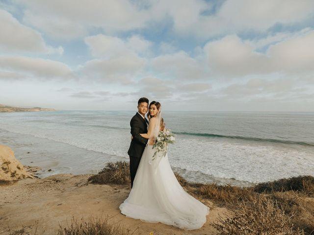 LUCY and LINH's Wedding in Laguna Beach, California 6