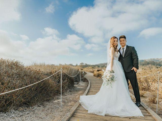 LUCY and LINH's Wedding in Laguna Beach, California 7