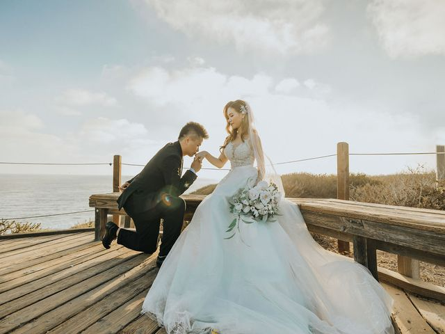 LUCY and LINH's Wedding in Laguna Beach, California 8