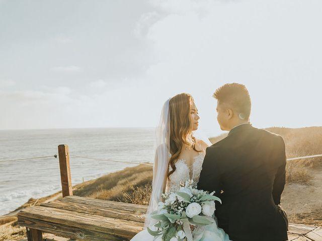 LUCY and LINH's Wedding in Laguna Beach, California 9