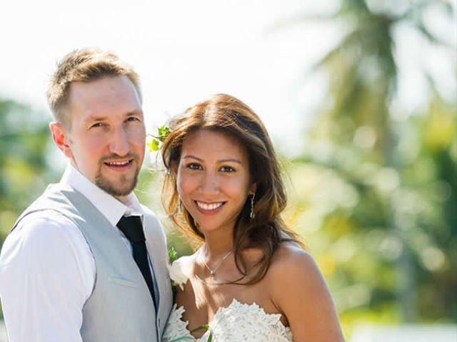 The wedding of Seth and Jennifer