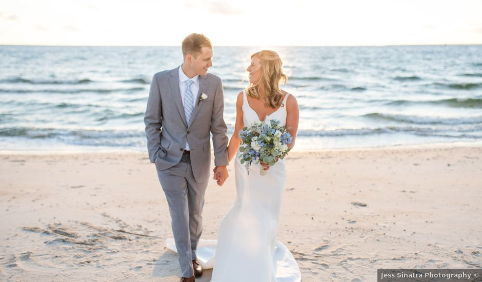 Brian and Emily's Wedding in North Falmouth, Massachusetts