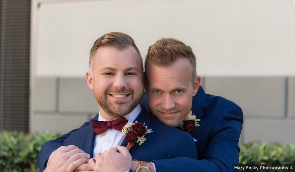 Jason and Brian's Wedding in Orlando, Florida