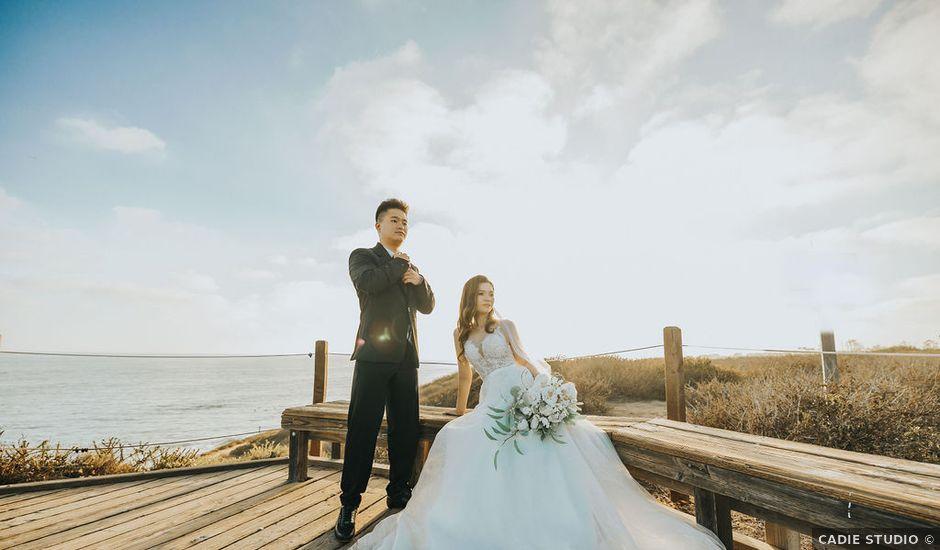 LUCY and LINH's Wedding in Laguna Beach, California