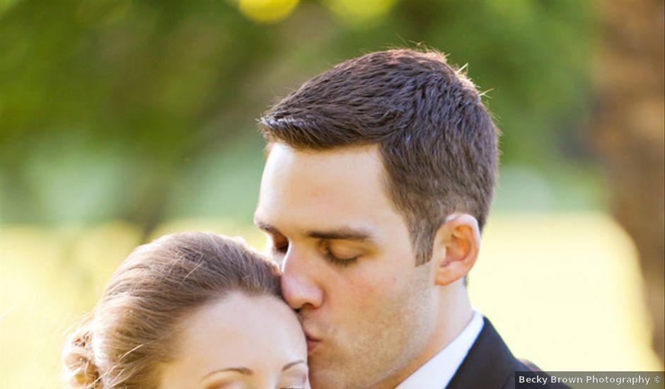 Stefanie and Chris's wedding in Illinois