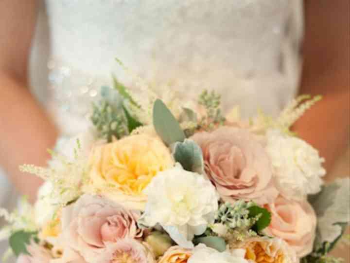 The wedding of Derek and Melissa