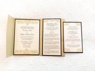 The wedding of Jeff and Cristina 2