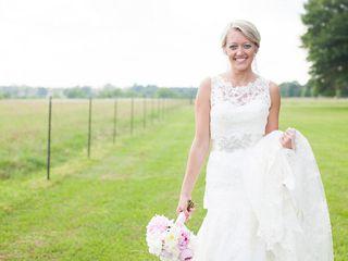 Lauren and Alex's Wedding in Montgomery, Alabama 3
