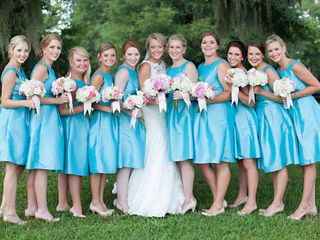 Lauren and Alex's Wedding in Montgomery, Alabama 5