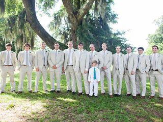 Lauren and Alex's Wedding in Montgomery, Alabama 8