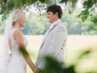 Lauren and Alex's Wedding in Montgomery, Alabama 9