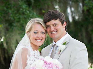 Lauren and Alex's Wedding in Montgomery, Alabama 11