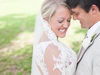 Lauren and Alex's Wedding in Montgomery, Alabama 10