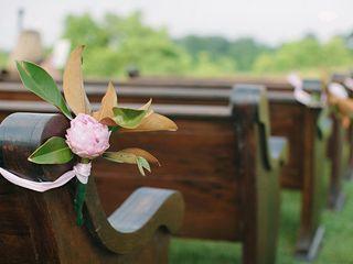 Lauren and Alex's Wedding in Montgomery, Alabama 12