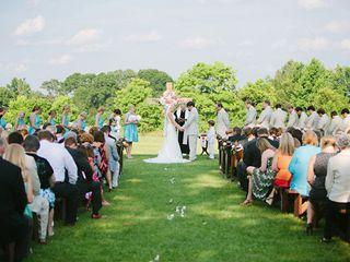Lauren and Alex's Wedding in Montgomery, Alabama 15