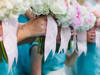 Lauren and Alex's Wedding in Montgomery, Alabama 16