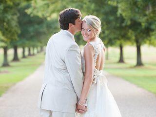 Lauren and Alex's Wedding in Montgomery, Alabama 18