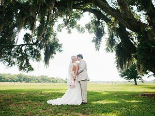 Lauren and Alex's Wedding in Montgomery, Alabama 19