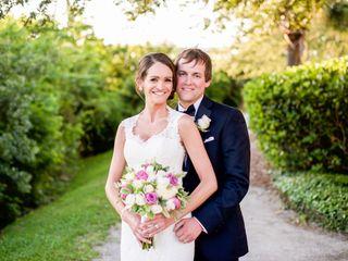 The wedding of Van and Kasey