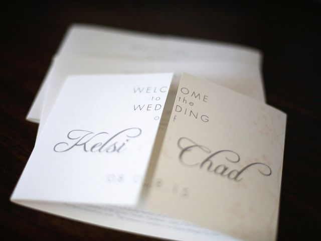 Kelsi and Chad's Wedding in Le Mars, Iowa 1