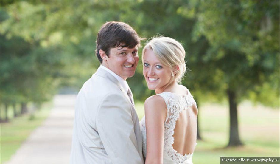 Lauren and Alex's Wedding in Montgomery, Alabama
