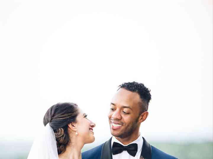 The wedding of Evan and Nazli