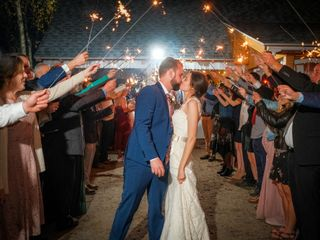 The wedding of Alex and Megan 2