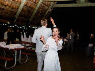 The wedding of Yuki and Joel 1