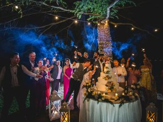 The wedding of Quennie and Riccardo 3