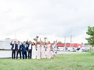 The wedding of Casey and Brian 2