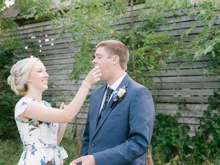 The wedding of Brendan and Jordan