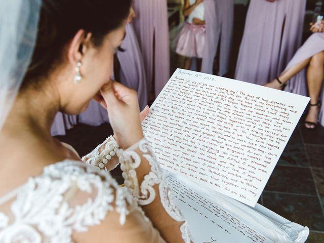 Nazli and Evan's wedding in Texas 4